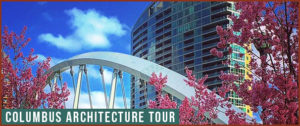 architectural tour of columbus