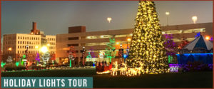 columbus holiday lights tour